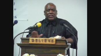 LIVING VICTORIOUSLY OVER FEAR PART 4 Pastor James Anderson March 27 2012a