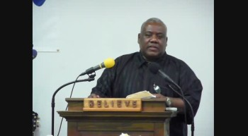 LIVING VICTORIOUSLY OVER FEAR PART 6 Pastor James Anderson April 10 2012d