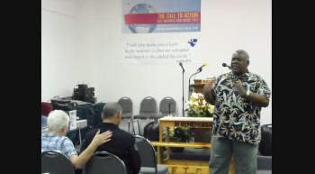 LIVING VICTORIOUSLY OVER FEAR PART 7 Pastor James Anderson April 17 2012f
