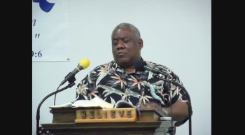 LIVING VICTORIOUSLY OVER FEAR PART 7 Pastor James Anderson April 17 2012d
