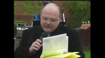Dr. Jonathan Hansen's 2010 National Day of Prayer Benediction