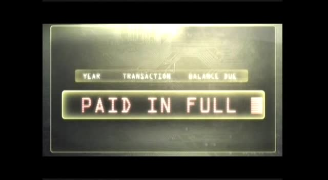 Paid in Full ~ Your Life, Your Salvation