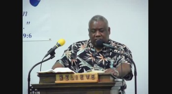 LIVING VICTORIOUSLY OVER FEAR PART 7 Pastor James Anderson April 17 2012b