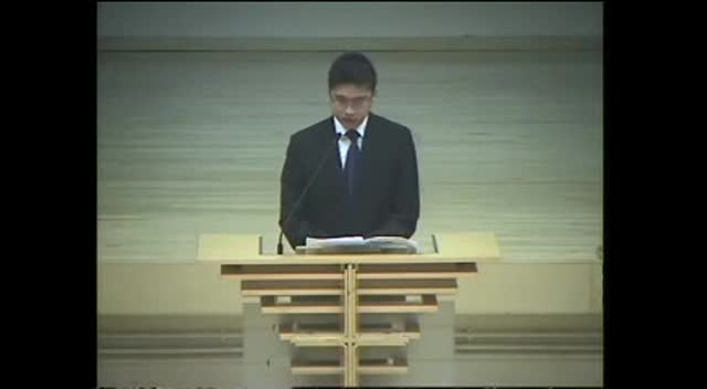 Kei To Mongkok Church Sunday Service 2012.04.08 Part 1/2