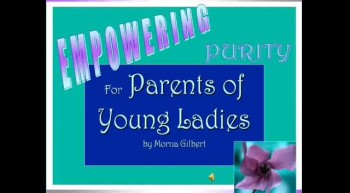 Empowering Parents on Sexual Issues Pt 1