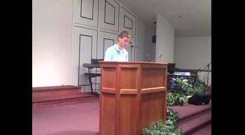 My Tribute Speech