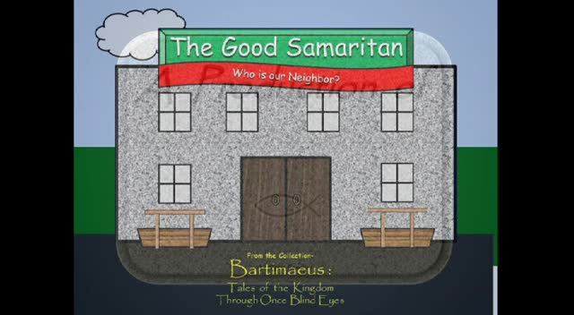 Bartimaeus tells of The Good Samaritan