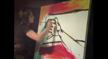 The Nail - Painting