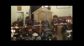 First Presbyterian Christmas Eve Lancaster WI part 3