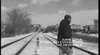Shady 2.0 Cypher 2011 The Response - by Sane CHUK - Drive By Barz