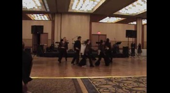 Messianic Jewish Dancing - Who is Like You - Shani Ferguson