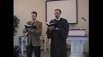 "Hymn: ""Alas! And Did My Savior Bleed,"" Waggoner & MacLaren, 4/22/2012"