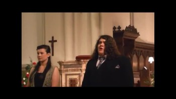 "Amazing Opera Duo Jonathan & Charlotte Performs ""All I Ask of You"""