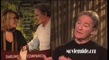 DARLING COMPANION - Kevin Kline interview