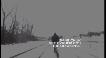 BET Cypher 2011 The Response by Sane CHUK - Drive By Barz