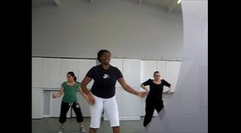 Christian Zumba-Dancehall Gospel Style