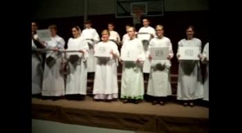 "Bethany Students ""mime"" Hallelujah Chorus"
