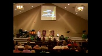 "04/22/2012 Pastor Morrison "" We have rivers of life flowing out of us."""
