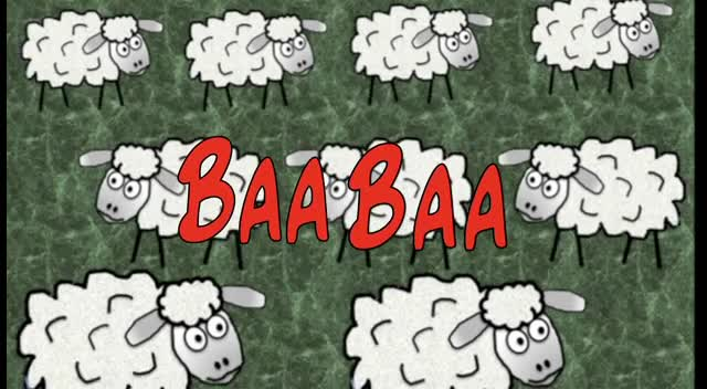 The Baa Baa Song (Official Video) Sibling Harmony