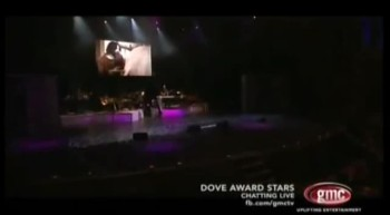 The Story Tour at the 43rd Annual Dove Awards (@Rawsrvnt @thestorytour @GMADoveAwards)