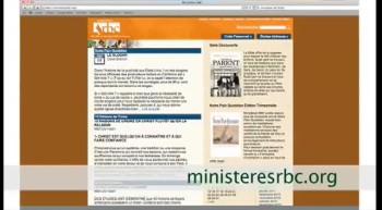 Ministères Web Chrétiens