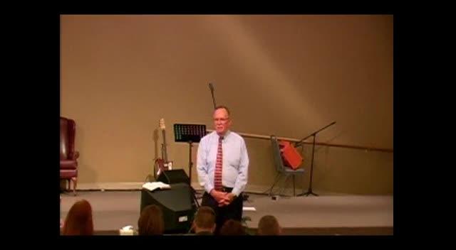 04/29/2012 Pastor Morrison