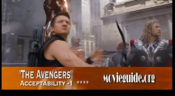 THE AVENGERS review