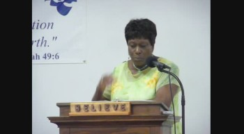 MEN OF THE BIBLE - ABSALOM SON OF DAVID PART 1 Pastor Flora Anderson March 18 2012c