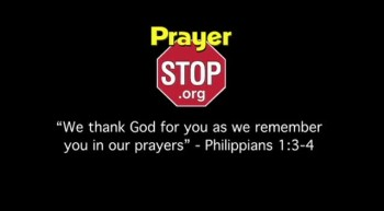 Prayer Stop TV - Welcome To Prayer Stop - Teaser
