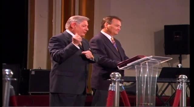 Randy Jeffers Sunday Morning Sermon at Diplomat Center Church 1