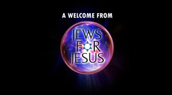 Shalom from Jews for Jesus