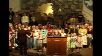 New Manna Youth Choir - He Knows My Name
