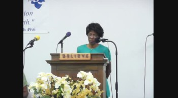 Pastor Flo Anderson Ms Cassandra Knight and Ms Lisa McBeth SHARING AND ANNOUNCEMENTS March 18 2012i