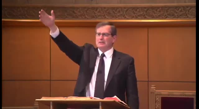 Vision 1: Christ Among His Candlesticks - Dr. Joel Beeke