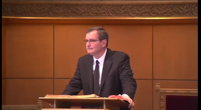 Christ's Message for Ephesus - Dr. Joel Beeke