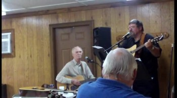 Blueegrass Music In Webster county, Mississippi