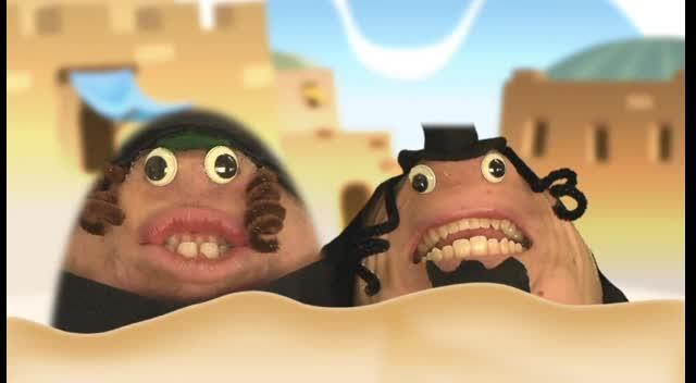 Jewish Chin Heads