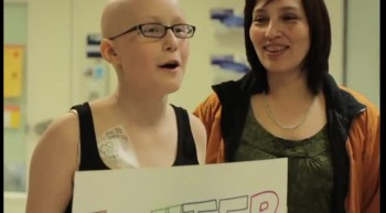 Children with Cancer Sing Kelly Clarkson's Stronger - So inspiring!