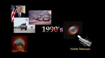 Title Sequences for the 40 Years of Faithful Service