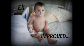 Gods AMAZING Healing ..Baby Eli's Testimony 2012
