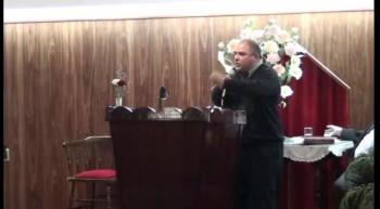 Aprovechando bien el tiempo en Dios. Hno. Javier Almirón. 05-05-2012