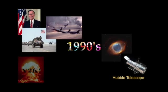 40 Years of Ministry - 1970's Title Sequence