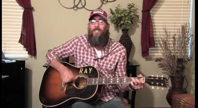 "Unplugged & Intimate: David Crowder Sings ""How He Loves"""