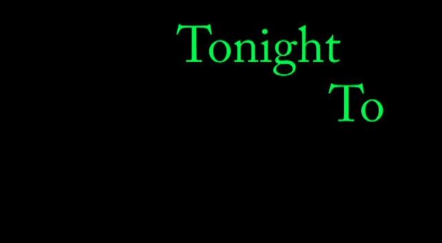Tonight by Toby Mac