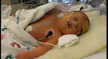 Maranatha Hope Hefling, Hypoplastic Left Heart Syndrome, HLHS, Blessings