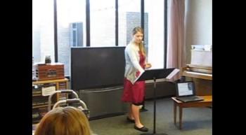 Informative Speech Part 2, Amanda Godin