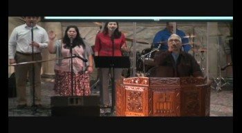 Trinity Church Worship 4-22-12 Part-1