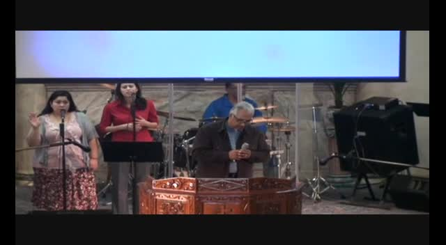Trinity Church Worship 4-22-12 Part-2