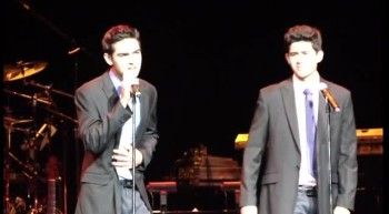 God Is Love/Mercy Mercy Me by Marvin Gaye - Cover Performed by the Perkins Twins