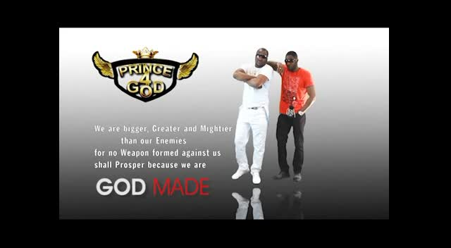 New Nigerian Music 2012 Official God Made Video By Prince4God Feat Sema Tecino